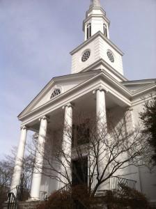Walker Chapel front